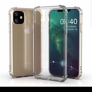 Crystal clear Iphone 11 5.8 Phone case